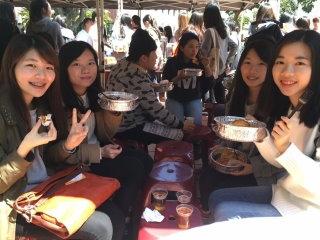 風華廣場異國風情 外語月美食嘉年華