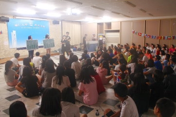 北區高中第二外語體驗營 輔大開啟文化及語言學習之旅